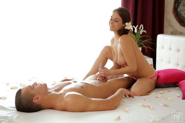 Nubile Films Antonia Sainz - Body To Body Massage